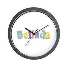 Belinda Spring14 Wall Clock