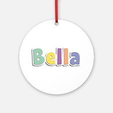 Bella Spring14 Round Ornament