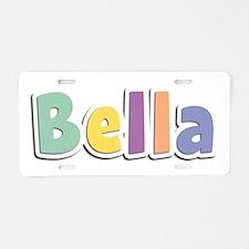 Bella Spring14 Aluminum License Plate