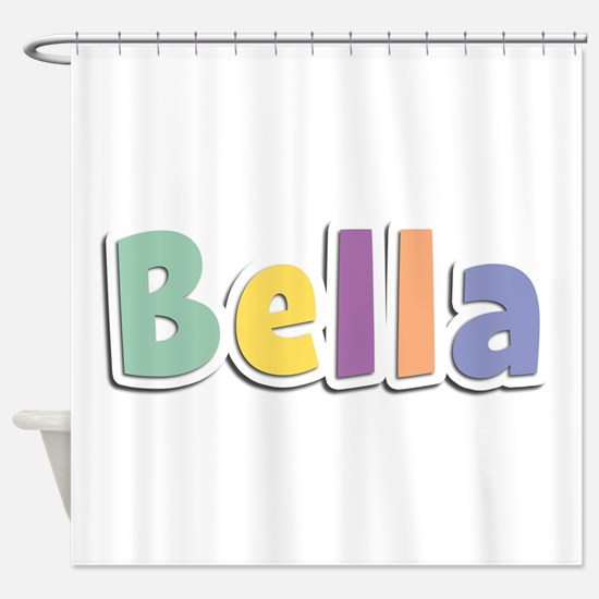 Bella Spring14 Shower Curtain