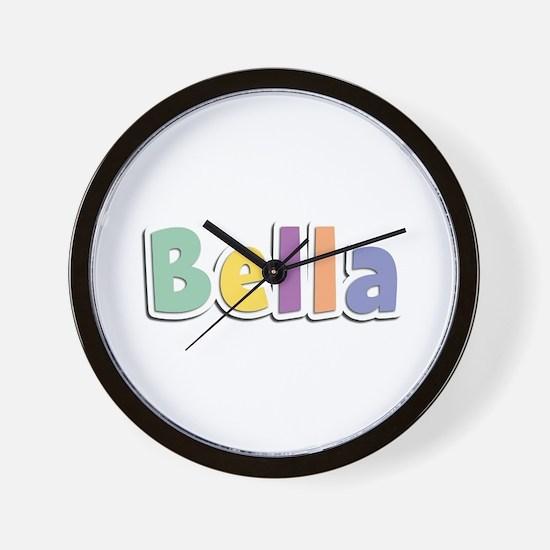 Bella Spring14 Wall Clock