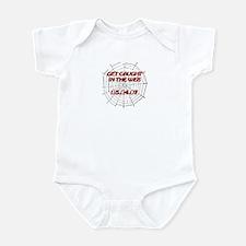 Spiderman - Web - Date Infant Bodysuit