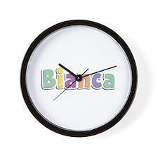 Bianca Spring14 Wall Clock