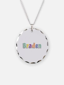 Braden Spring14 Necklace Circle Charm