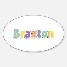 Braxton Spring14 Oval Decal