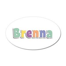 Brenna Spring14 20x12 Oval Wall Decal