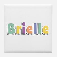 Brielle Spring14 Tile Coaster