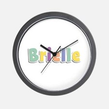 Brielle Spring14 Wall Clock