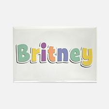 Britney Spring14 Rectangle Magnet