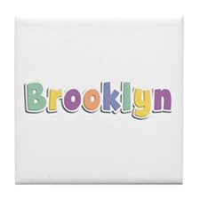 Brooklyn Spring14 Tile Coaster