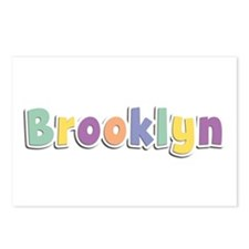 Brooklyn Spring14 Postcards 8 Pack