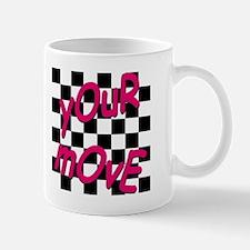 Your Move - Chess Board Mug