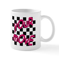 Your Move - Chess Board Small Mug