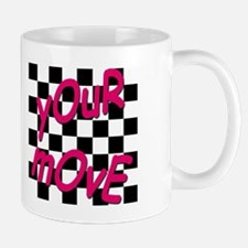 Your Move - Chess Board Small Small Mug
