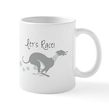 Let's Race! Mugs