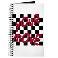 Your Move - Chess Board Journal