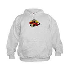 Race Car 3rd Birthday Hoodie