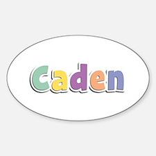 Caden Spring14 Oval Decal