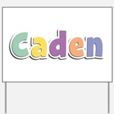 Caden Spring14 Yard Sign