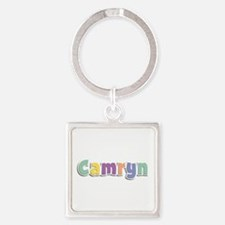Camryn Spring14 Square Keychain