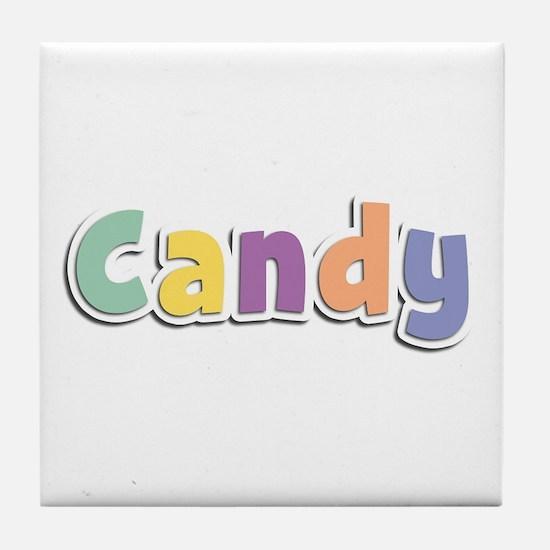 Candy Spring14 Tile Coaster