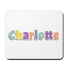 Charlotte Spring14 Mousepad