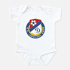 Dynamo Kiev (old logo) Infant Bodysuit