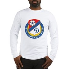 Dynamo Kiev (old logo) Long Sleeve T-Shirt