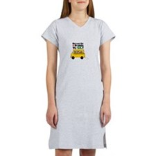 Revved Up And Roaring To Go! Women's Nightshirt
