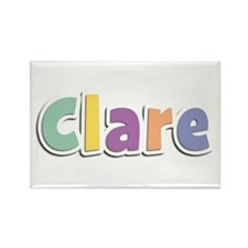 Clare Spring14 Rectangle Magnet