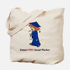 Future Fried SW Tote Bag