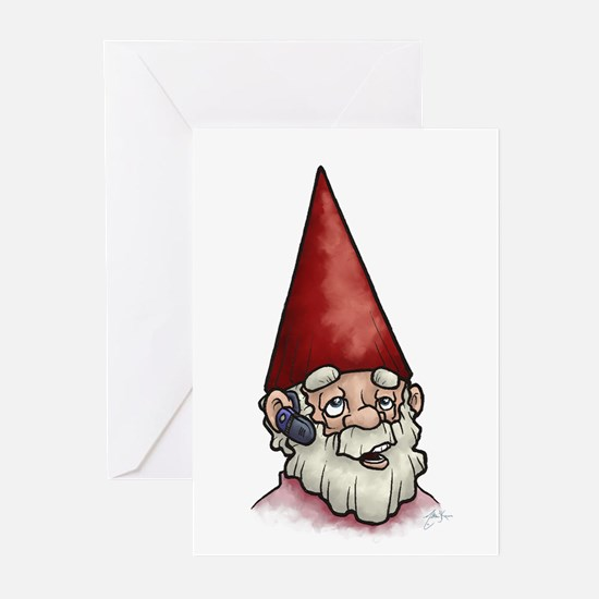 Hands Free Gnome Greeting Cards (Pk of 10)