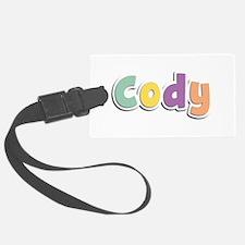 Cody Spring14 Luggage Tag