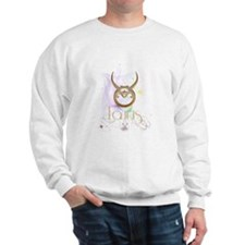 Taurus Zodiac Sign Sweatshirt