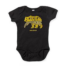 Baylor Bear Baby Bodysuit