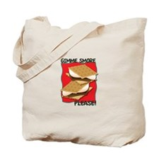 Gimme Smore Please! Tote Bag