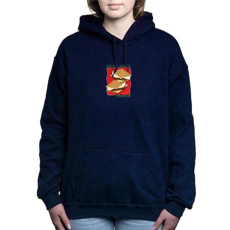 Gimme Smore Please! Women's Hooded Sweatshirt