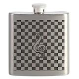 Music themed Flasks