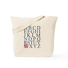 No Bush Tote Bag