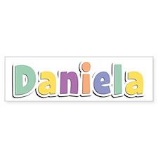 Daniela Spring14 Bumper Bumper Sticker