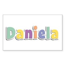 Daniela Spring14 Rectangle Decal