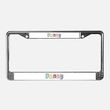 Danny Spring14 License Plate Frame