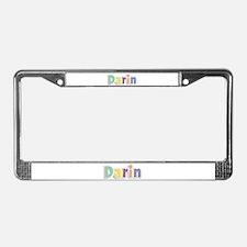 Darin Spring14 License Plate Frame