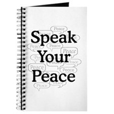 Speak Your Peace Journal