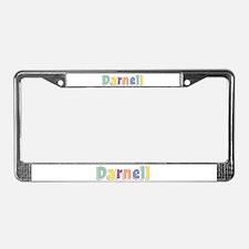 Darnell Spring14 License Plate Frame