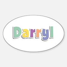 Darryl Spring14 Oval Decal