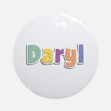 Daryl Spring14 Round Ornament