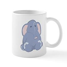 Sad Little Elephant Mug
