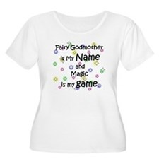 Fairy Godmother Name T-Shirt