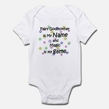 Fairy Godmother Name Infant Bodysuit